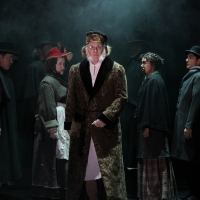 BWW Review: A CHRISTMAS CAROL at The Shakespeare Theatre of New Jersey Charms, Touche Photo