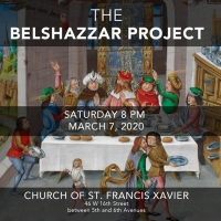 The Cecilia Chorus Of New York Will Present THE BELSHAZZAR PROJECT Featuring Kathleen Chalfant and More