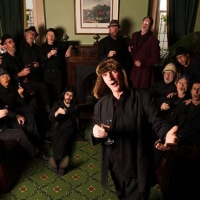 The Spooky Men's Chorale Comes To The Independent Comic Choral Capers Launch Supper And Song Series
