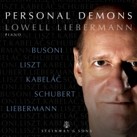 Steinway & Sons to Release PERSONAL DEMONS, The Debut Solo-Piano Album From Composer  Photo