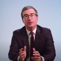 VIDEO: John Oliver Discusses the Human Rights Abuses the Uighur People Face in China  Photo