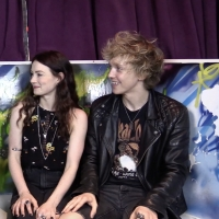 BWW TV: Watch Andrew Polec & Christina Bennington Talk BAT OUT OF HELL and Sing Stein Video