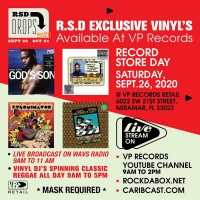VP Records Celebrates Record Store Day with Live Stream Event Photo