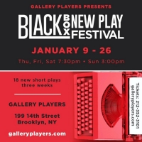 Gallery Players Announced 23rd Annual Black Box New Play Festival