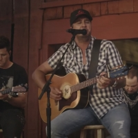 VIDEO: Luke Bryan Performs 'Born Here Live Here Die Here' on LATE NIGHT WITH SETH MEY Photo