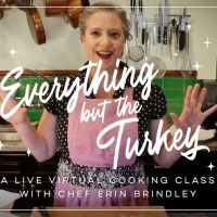 Virtual Thanksgiving-Themed Cooking Class With Nordo Executive Chef Erin Brindley Photo