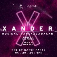Songs from XANDER: PULIS PANGKALAWAKAN to Stream on Facebook, 20 Jun 2020 Photo