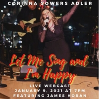 BWW Previews: Corinna Sowers Adler Appears In January 9th Online Benefit Concert LET ME SI Photo