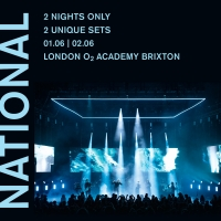 The National Announce Two Shows For Summer 2020 At The O2 Academy Brixton