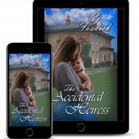 Cj Fosdick Releases Romantic Suspense Novel THE ACCIDENTAL HEIRESS Photo
