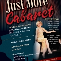 Just More Theatre Presents JUST MORE CABARET