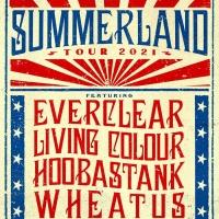 Everclear Recruits Living Colour, Hoobastank & Wheatus For The 2021 Summerland Tour Photo