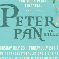 North Dakota Ballet Company Presents PETER PAN Photo