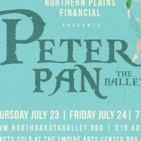 North Dakota Ballet Company Presents PETER PAN Photo