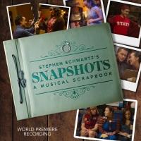 Stephen Schwartz's SNAPSHOTS: A MUSICAL SCRAPBOOK Available Today Photo