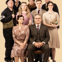 Photo Flash: First Look at the Cast Of Helen Forrester's BY THE WATERS OF LIVERPOOL