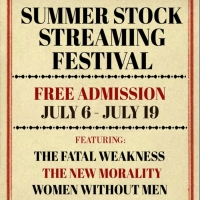 Mint Theater Company to Present SUMMER STOCK STREAMING FESTIVAL Photo