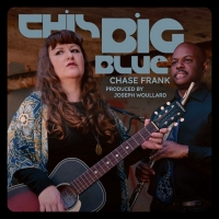 Chase Frank Announces New Double Single 'The Big Blue' & 'The Only You' Photo