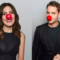 Mandy Moore and Justin Harley to Co-Host RED NOSE DAY on NBC Photo