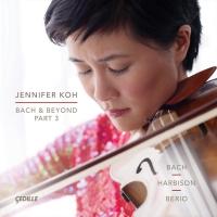 Jennifer Koh's BACH & BEYOND PART 3 Concludes Landmark Series On Cedille Records Nov. Photo