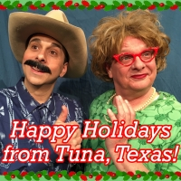 A TUNA CHRISTMAS Comes to City Theatre Austin Photo