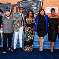 Photo Flash: Charity Angel Dawson, Nick Rashad Burroughs & More Celebrate Opening of  Photo
