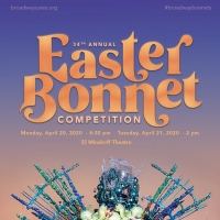 34th Annual Easter Bonnet Competition Will Be Held On April 20 and 21