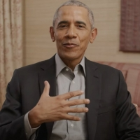 VIDEO: Barack Obama Discusses His New Book, Memories With Biden, and More on THE TONI Video
