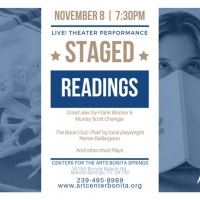 Casting Announced For Staged Reading Of GOOD JEW And Four Short Plays Photo