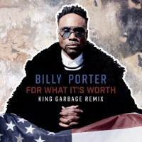 VIDEO: Billy Porter Uses Releases Music Video for 'For What It's Worth' Photo