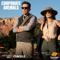 Crackle Announces Launch of Horror Comedy Film CORPORATE ANIMALS Starring Demi Moore, Ed Helms and More