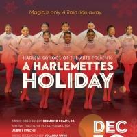 Radio City Rockettes Mentor The Harlem School of the Arts Dance Ensemble The Harlemet Photo