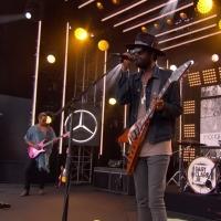 VIDEO: Watch Gary Clark Jr. Perform 'Pearl Cadillac' on JIMMY KIMMEL LIVE! Video