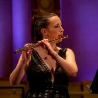 Vancouver Symphony Premieres Vivian Fung's Flute Concerto STORM WITHIN Photo