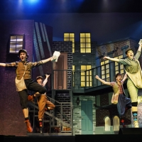 BWW Review: NEWSIES at The Henegar Center Photo