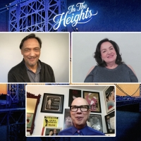 VIDEO: Jimmy Smits & Olga Merediz Explain Why IN THE HEIGHTS Will Resonate with Audie Photo