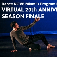 Dance Now! Will Hold Virtual 20th Anniversary Season Finale