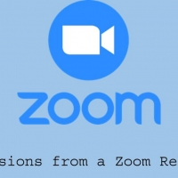 BWW Blog: Confessions from a Zoom Rehearsal Photo