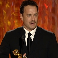 VIDEO: Watch a Collection of Tom Hanks' Acceptance Speeches on THE GOLDEN GLOBES