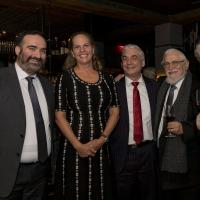 Baroness Ariane de Rothschild and the Herzog Family Celebrate 30-Year Partnership in Premium Kosher Winemaking