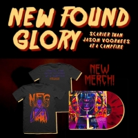 New Found Glory Releases 'Scarier Than Jason Voorhees At A Campfire' Photo