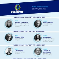 G SESSIONS: WHAT IS YOUR G STATUS? Announces Guest Lineup Photo