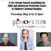 Maggie McDowell, Brian Childers, Seth Bisen-Hersh And More Set For #NoFIlters Virtual Concert