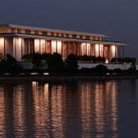 VIDEO: Kennedy Center Dims Lights for Nine Nights to Honor George Floyd