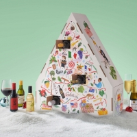 The 2021 WORLD OF WINE ADVENT CALENDAR-Travel the Globe with Delightful Wines this Holiday Photo
