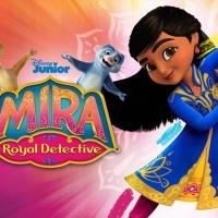 Season Two of MIRA, ROYAL DETECTIVE Premieres April 5 on Disney Junior Photo