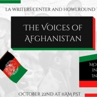 HowlRound and LA Writers Center Present A Live Online Event THE VOICES OF AFGHANISTAN Photo