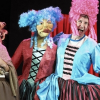 POTTED PANTO Announces An Easter West End Season At The Garrick Theatre Photo