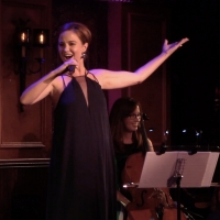 BWW TV: Watch Sierra Boggess Belt out the High Notes at Feinstein's/54 Below