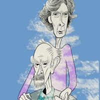 BWW Exclusive: Ken Fallin Draws the Stage - THE HEIGHT OF THE STORM Photo